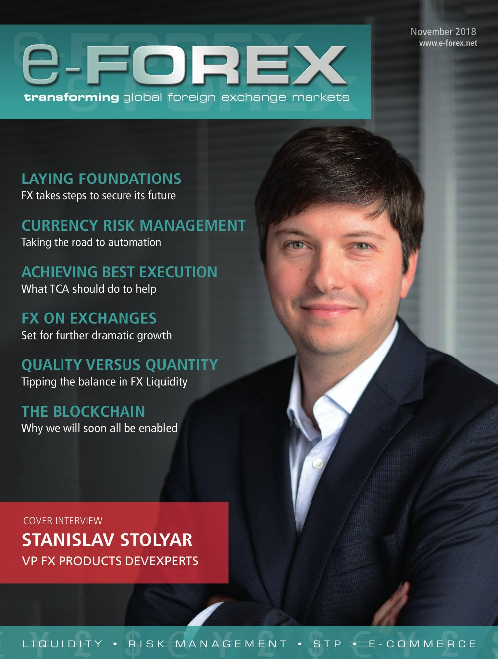 e-Forex magazine November issue is out now