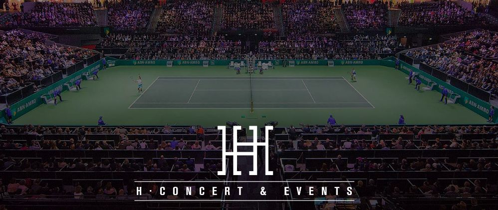 H Concerts and Events website launch